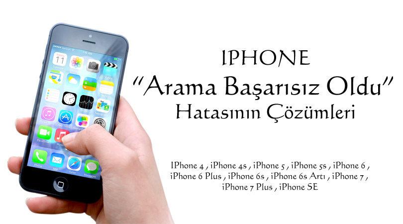 (9 Çözüm) iPhone Telefon Arama Başarısız Oldu Hatası Nasıl Düzeltilir?
