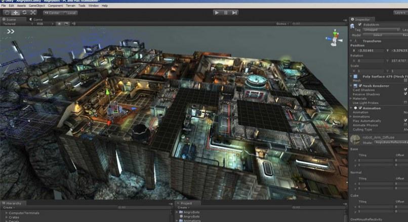 Unity 3D Nedir ? Nasıl indirilir? Ne işe yarar ?