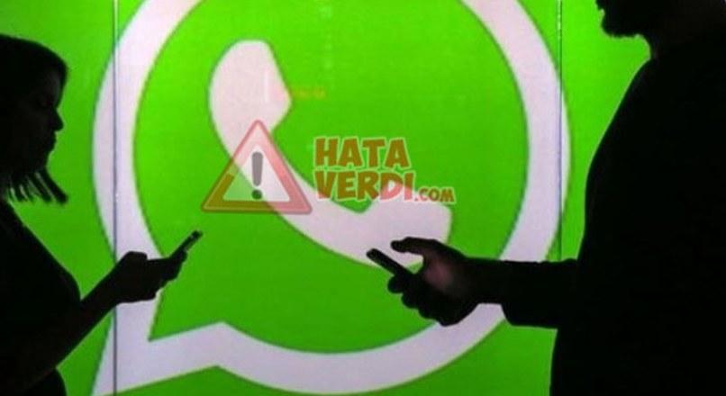 WhatsApp'ta medya dosyası indirme ve/veya gönderme sorunu yaşıyorum.