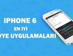 iPhone 6 En İyi Klavye Uygulamaları