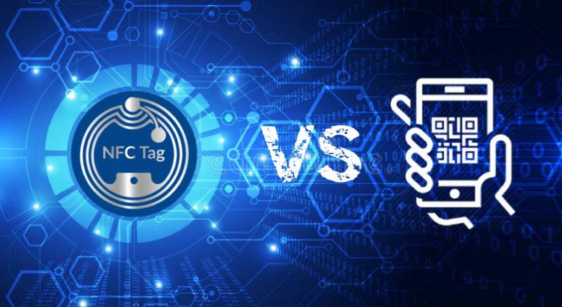 QR Kod ve NFC Etiket Karşılaştırma