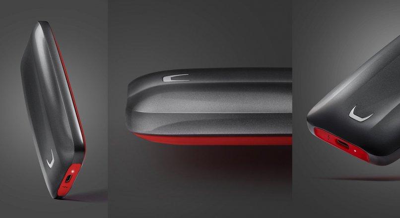 Samsung'un Hız Canavarı X5 Taşınabilir SSD Harddisk ( Thunderbolt 3 destekli)