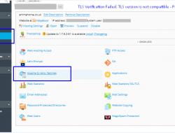 TLS Verification Failed. TLS version is not compatible – Paypal – Çözümü