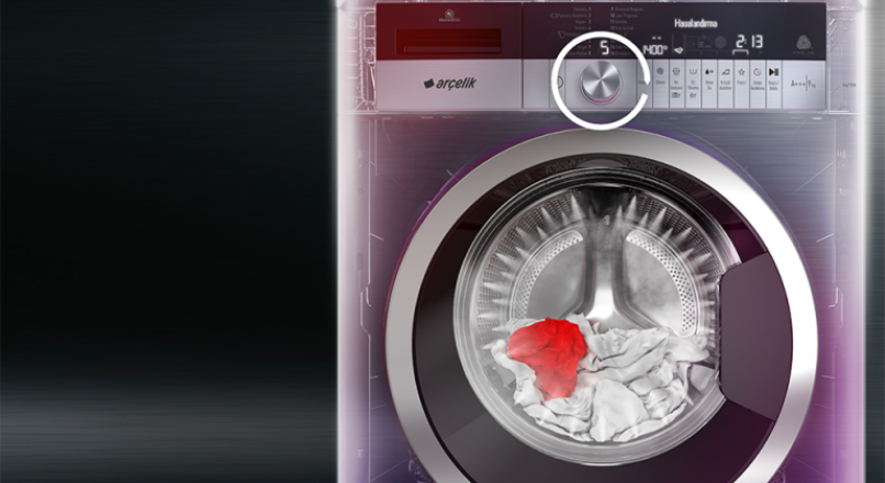 Arçelik Çamaşır Makinesi Bakım ve Temizlik Nasıl Yapılır ?