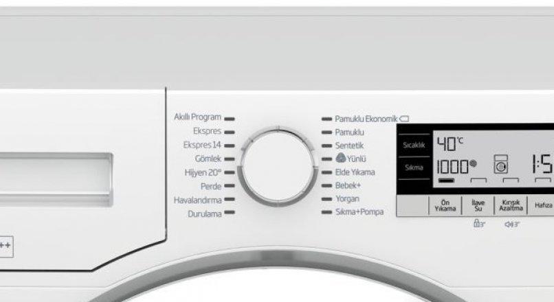 Beko Çamaşır Makinesi Hata Kodları ve Anlamları