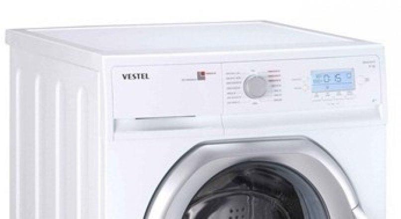 Vestel Çamaşır Makinesi Hata, Uyarı, Arıza Anlamları, Sebepleri ve Çözümleri