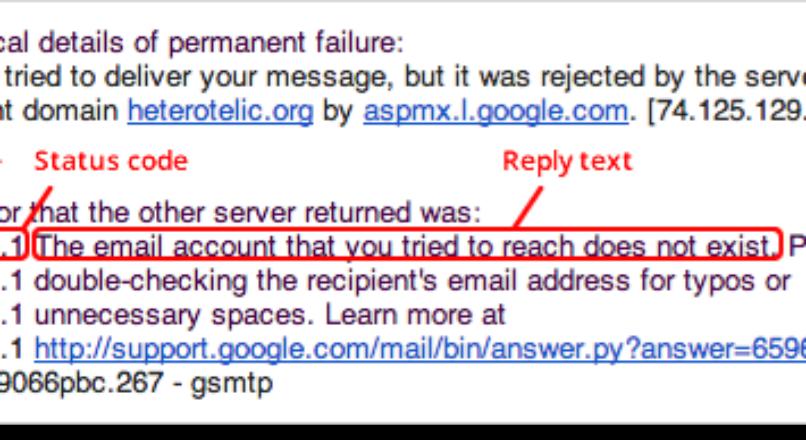 E-Mail SMTP Hata Kodlarının Anlamları ve Çözümleri