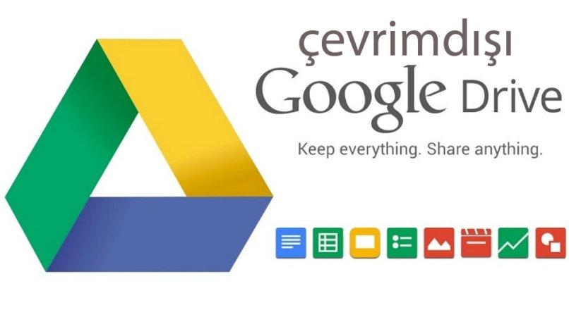 Google Drive Çevrimdışı nasıl kullanılır ?